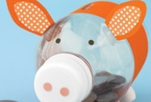 Kids: Crafty Fun / All sorts of great crafty ideas for your kids to do! / by The Stork Nest