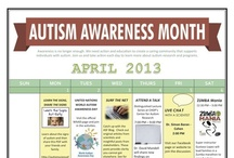 Autism Awareness Month 2013 / by Autism Science Foundation
