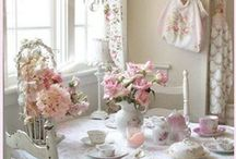 A Shabby Tearoom / by Kitty ^.''.^