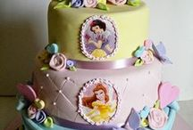 Princess Cakes, Cookies, & More / by Maria Ferrer Esteves