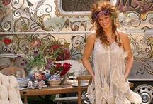 Boho me ♡♥♡ a little gypsy in our souls / by Kitty ^.''.^
