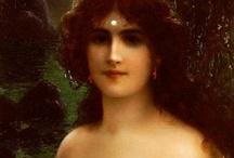 Art by Emile Vernon (1872-1919) / by Kim Langham