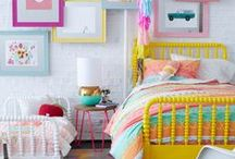 Lovely Home - kids / Charming and sweet kids rooms, lovely dens. Special place to call home. / by UrbanExplorer