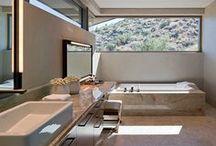 Bathrooms / by Linda Jorgensen