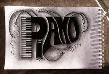 Pianos / by Carol Marie Groen