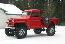4X4's  / by Randy Curry