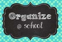 Organizing the Classroom / by Claire Douglass