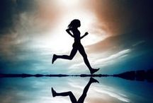 Running / Don't ask me why I run. Ask yourself why you don't. / by Kimberly™