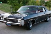 Chevrolets / by Randy Curry