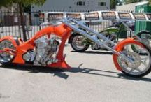 Choppers / Bobbers / by Randy Curry