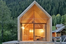 a small CABIN build there / by Ann Whittaker