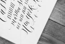 handwritten. / by hannah kang