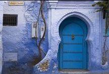 doorways / by Glenda Weiler