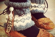 Hats, Scarfs & Shoes / by ☯ Jє§ica ☮