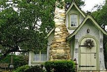 ARCHITECTURE | cottages / by Joanne D'Amico