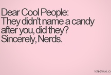 Nerdiness / For all the geeky things I love in life. <3 / by Emily Snyder