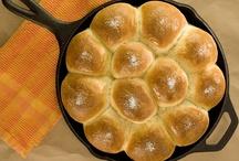 Bread/Soup/salad / by Tina Kimbrough