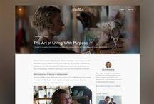 Web Design / by Victor Abrantes