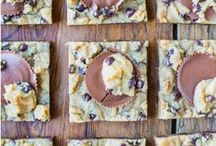 Brownies, Blondies, and Bars / by Chelsea Gibson