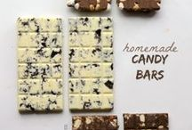 Misc. Sweets: Parfaits, Toffees, etc. / by Chelsea Gibson