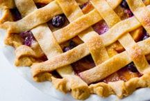 Pies, Crisps, Tarts, and Cobblers / by Chelsea Gibson