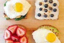 Breakfast :)))) / by Shaye Gibson
