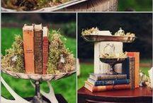 Wedding ideas / by Chelsea Gibson
