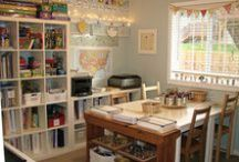 Homeschool Rooms / by Kory