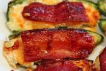 Recipes - Bacon  / by Ali @ JamHands.net