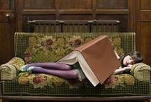 Oh lovely books... /   / by Carol Klassen Reynolds