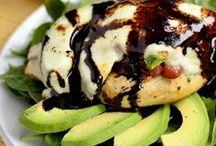 Recipes - Avocado / by Ali @ JamHands.net
