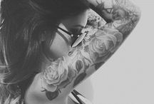TATS ARE BOMB / by Jessica Scharer