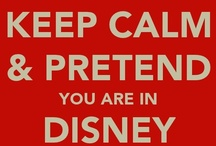 I Love Everything Disney / by Lisa Darras