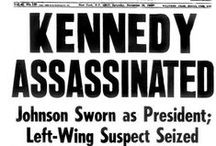 JFK Assassination / by Griffith Granny