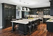 Home Sweet Home: Kitchen / by Jamie Sybert