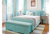 Home Sweet Home: Bedrooms / by Jamie Sybert