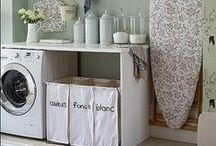 Home Sweet Home: Laundry / by Jamie Sybert