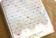 My Organized Life / Love for all things Erin Condren. First time to order, sign up for an account at: https://www.erincondren.com/referral/invite/jamiesybert0303 and get $10 off =) / by Jamie Sybert