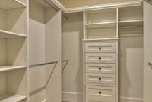 Home Sweet Home: Closets / by Jamie Sybert