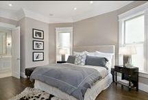 Home Sweet Home: Master Bedroom / by Jamie Sybert