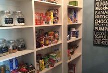 Home Sweet Home: Pantry / by Jamie Sybert
