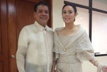 The Filipino Dress / Whether it's the Maria Clara, the Kimona or the Terno, the Filipino national dress is simply elegant and undeniably beautiful. / by Anna Sibal