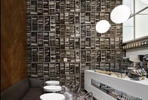 RESTAURANTS | Shops / The most amazing and inspiring  restaurant interiors and well designed shop fronts! / by Hazel Sc