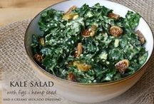 Veg | Kale / by angela peck {lymphatic + organic, whole plant skincare specialist}