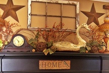 Home Inspiration / by Susan Bert ~Country Craft House