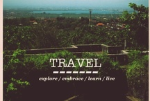 Travel & Tourism / by Lauren Rushton