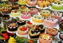 The Bakery...Beautiful Cakes!!! / This is a collection of wonderful cakes with extraordinary craftsmanship!! Hat's off to the Bakers! ***Please, pin no more than 10 pins at a time!!!*** / by ♦Victoria♦