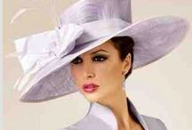 Chic Chapeau's! / Years ago Ladies always completed their outfits with a hat. Hats are still prevalent in Black Churches. Love to see the women  proudly wearing their Chapeau's!!!! ***Please, pin no more than 10 pins at a time!*** / by ♦Victoria♦
