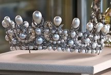 """Diamonds & Pearls For All The Good Girls!!! / An array of gorgeous """"Over The Moon Diamonds"""" and """"Stunning, Elegant Pearls"""". (my favorite) / by ♦Victoria♦"""