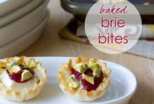 Appetizing Appetizers / Recipes for small bites / by My Cup Is Full - Mandi Flake